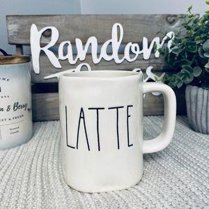 NWT Rae Dunn LATTE Mug